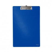 Планшет А4 Esselte с прижимом, синий