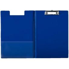 Папка-планшет А4 Esselte с прижимом, синяя