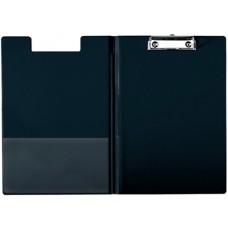 Папка-планшет А4 Esselte с прижимом, черная