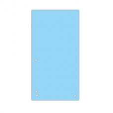 Разделитель листов 105х230 мм Donau, картон, 100 шт., желтый