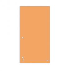 Разделитель листов 105х230 мм Donau, картон, 100 шт., синий