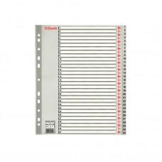 Разделитель листов А4 Esselte maxi, пластик, 1-31 раздел, цифровой
