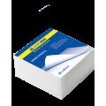 Бумага для заметок 90х90 мм. Buromax, 330 л., непроклеенная, белая