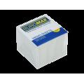 Бумага для заметок 90х90 мм. Buromax Jobmax, 770 л., непроклеенная, белая