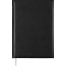 Ежедневник недатированный Buromax Base, А4, 288л, бумвинил, черный
