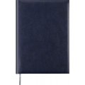 Ежедневник недатированный Buromax Base, А4, 288л, бумвинил, синий
