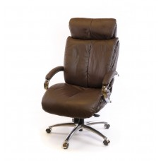 Кресло Аризона Soft АКЛАС CH MB, коричневый