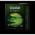 Чай зелёный Greenfield Flying Dragon 2г, 100шт, пакетированный