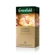 Чай зелёный Greenfield Floral Cloud 1,5г, 25шт, пакетированный