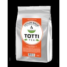 Чай черный Totti Tea Магия Цейлона 250г, листовой