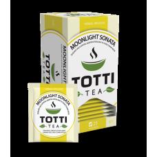 Чай травяной Totti Tea Лунная Соната 1,5г, 25шт, пакетированный