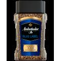 Кофе растворимый Ambassador Blue Label, 190г