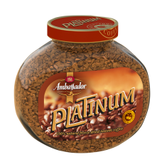 Кофе растворимый Ambassador Platinum, 95г