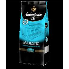 Кофе в зернах Ambassador Majestic, 1000г