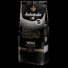 Кофе в зернах Ambassador Nero, 1000г