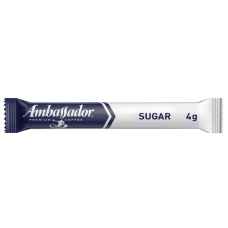 Сахар в стиках Ambassador 4г, 200 шт