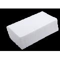 Полотенца целлюлозные Z-образные Buroclean, 160 шт, белые