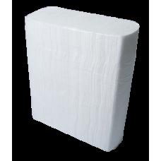 Полотенца целлюлозные Z-образные Buroclean, 200шт, белые, 2 слоя