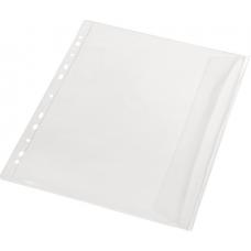 """Файл конверт А4 Panta Plast, 90 мкм, фактура """"глянец"""" (1 шт.)"""