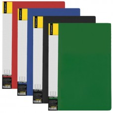 Папка А4 с 10 файлами Format, ассорти