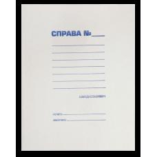"""Папка-скоросшиватель бумажный А4 """"Дело"""" Buromax """"Jobmax"""", 0,3 мм"""