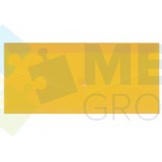 """Евроконверт Е65 Economix, загрузка по длинной стороне, фактура """"глянец"""", желтый"""