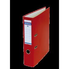 Папка-регистратор А4 MASTER Donau, 50 мм, красная