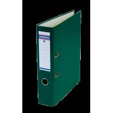 Папка-регистратор А4 MASTER Donau, 50 мм, зеленая