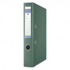 Папка-регистратор А4 PREMIUM Donau, 50 мм, зеленая