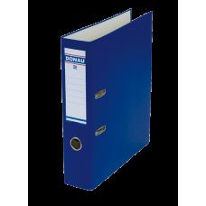 Папка-регистратор А4 MASTER Donau, 70 мм, светло-синяя