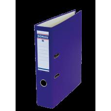 Папка-регистратор А4 MASTER Donau, 70 мм, фиолетовая