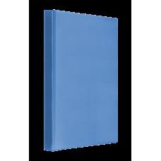 "Папка-регистратор A4 ""Панорама"" Panta Plast на 4 D-кольца, 70 мм, темно-синяя"