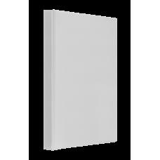 "Папка-регистратор A4 ""Панорама"" Panta Plast на 4 D-кольца, 25 мм, белая"