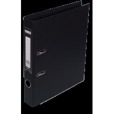 Папка-регистратор А4 ELITE Buromax, 50 мм, черная