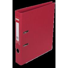 Папка-регистратор А4 ELITE Buromax, 50 мм, красная