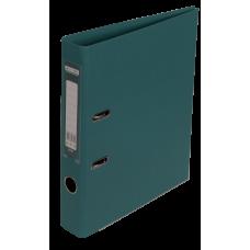 Папка-регистратор А4 ELITE Buromax, 50 мм, темно-зеленая