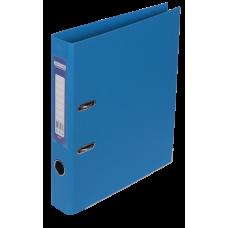 Папка-регистратор А4 ELITE Buromax, 50 мм, светло-синяя