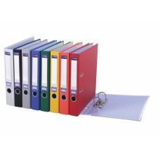 Папка-регистратор А4 Economix, 50 мм, бордовая