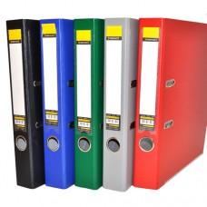 Папка-регистратор А4 Format, 70 мм, голубая