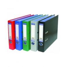 Папка-регистратор А5 Economix, 70 мм, синяя