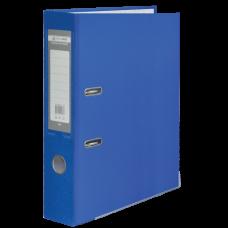 Папка-регистратор А4 LUX Jobmax, 70 мм, синяя