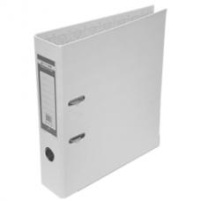 Папка-регистратор А4 LUX Jobmax, 70 мм, белая