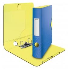 Папка-регистратор А4 Leitz Active Urban Chic 180°, 65 мм, синяя