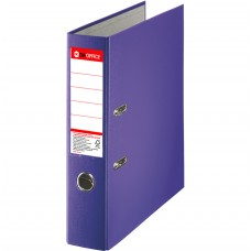 Папка-регистратор А4 DA, 75 мм, фиолетовая