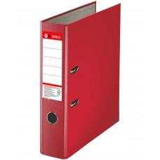 Папка-регистратор А4 DA, 75 мм, красная