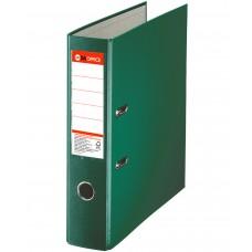 Папка-регистратор А4 DA, 75 мм, зеленая
