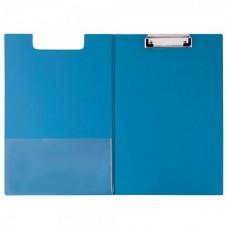 Папка-планшет А4 Economix с прижимом, синяя