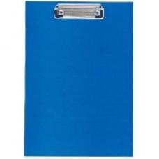 Планшет А4 Economix с прижимом, синий