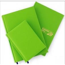 Телефонная книга Economix, A5, Samba, салатовая