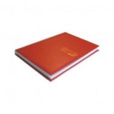 Телефонная книга Economix, A5, Samba, коралловая
